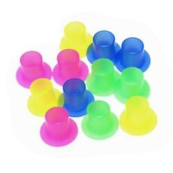 Package of 12 Twisty Flying Saucers Random Colors Helicopters Kids Toys Gifts $5.06