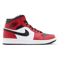 Jordan 1 Mid Chicago Black Toe 2020 Men's Size 11 $150.00