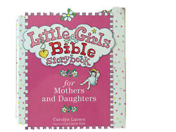 New hardcover Little Girls Bible storybook for Mother's and Daughter w pictures $11.50