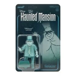 Super 7 Reaction Disney Haunted Mansion PHINEAS Action Figure Mint Brand New $17.99