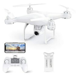 GPS Drone With 1080P HD Camera amp; 1 Battery RC FPV Quadcopter WiFi Live Video $177.99