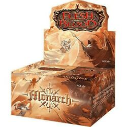 Flesh and Blood Monarch Booster Box 24 1st Edition =NEW= $299.00