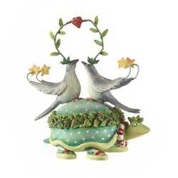 Patience Brewster 12 Days 2 Turtle Doves Ornament $32.00