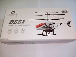 DEERC DE51 Remote Control Helicopter Altitude Hold RC Helicopters with Gyro for $34.99