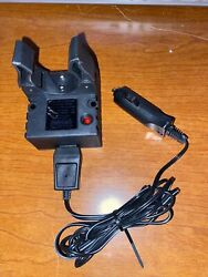 GENUINE STREAMLIGHT STINGER Flashlight Charger Base 75100 with Car Charger $35.00