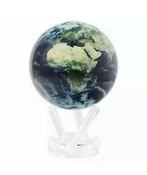 4.5quot; Inch Satellite View Cloud Cover MOVA Globe New $160.00
