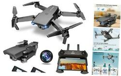 NH525 Foldable Drones with 720P HD Camera for Adults RC Quadcopter WiFi FPV $76.26