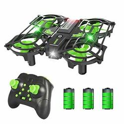 NH320 Plus Mini Drones for Kids RC Small Quadcopter Drone Indoor Helicopters $41.75