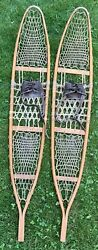 WWII 1944 10th Mountain Division Military Army Snowshoes Bentley Wilson NY $450.00