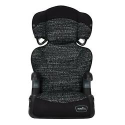 2 in 1 Baby Kids Convertible Safety Car Seat Highback Booster Travel Chair Black $58.65