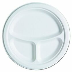 Eco Products Renewable amp; Compostable Sugarcane Plates Club Pack 10 inch w... $112.87