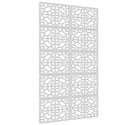 Lchen Hanging Room Divider10 Pieces Wood Plastic Hanging Panels 0.2�Thick Panel $49.52