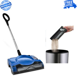 Rechargeable Powerful Cordless Floor And Carpet Sweeper Lightweight Living Room $46.99