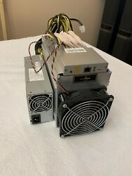 Bitmain Antminer L3 504mh s DOGE Litecoin APW3 PSU. Ships From USA READ $1649.99