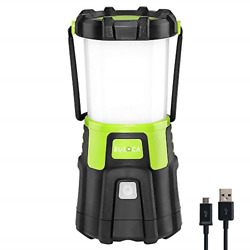 EULOCA Camping Lantern LED Super Bright 1200lm Dimmable 4 Light Modes4400 mAh $36.31
