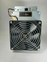 Bitmain Antminer L3 with power supply 504MH s Mines LTC DOGE $999.00