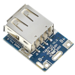 1Pcs 5V Step up Power Module Lithium Polymer Battery Charging Protection Board $5.99