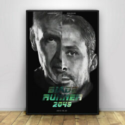 Blade Runner 2049 Movie Poster Wall Painting Home Decor Poster Prints Wall Art $14.99