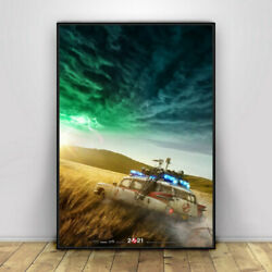 Ghostbusters Afterlife 2021 Movie Poster Wall Painting Home Decor Poster Prints $14.99