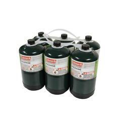 Case of 6 Coleman Propane Tanks Fuel CampinghuntingCooking🔥🔥 FREE SHIPPING $64.97