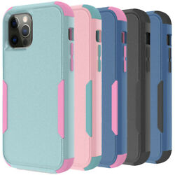 Shockproof Case For iPhone 12 11 Pro Max Xr Xs Max 6 8 7 Plus Heavy Duty Cover $7.96