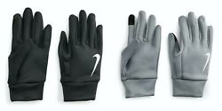 New Nike Mens or Womens Thermal Touch Gloves Choose Size amp; Color MSRP $25 $19.99