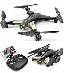 Syma X300 Foldable Drone with Camera for Adults 1080P FHD FPV Live Video Optica $136.97
