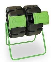 Dual Body Tumbling Composter by HOTFROG $158.70