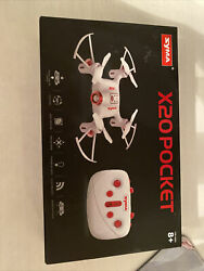 Syma X5c Explorers 2.4g 4ch 6 Axis Gyro RC Quadcopter With HD Camera $28.00