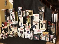 """Scarface Collection 98pc's""""very Rare""""first Additionall unopenedmint Condition. $11000.00"""