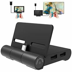 Noiposi Switch Dock for Nintendo Switch Charger Dock for Nintendo Switch Stand $43.83