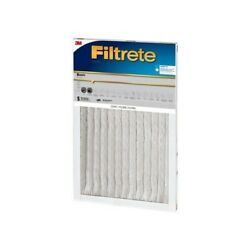 Filtrete Air Filter Basic Pleated Furnace Replacement Pad Dust Pack Lot 3M 6 12 $51.95