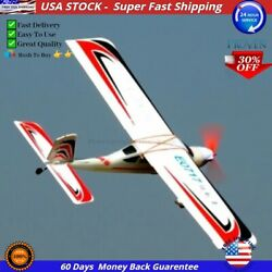 E0717 1030mm Wingspan Fixed Wing RC Airplane Aircraft KIT PNP Trainer Beginner $89.40