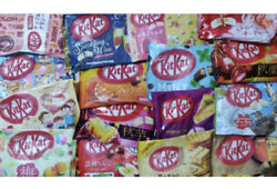 Japanese KitKats 3 FULL BAGS CHOOSE YOUR OWN FLAVORS Ships From The USA $37.50