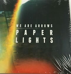 Paper Lights We Are Arrows CD 2015 NEW $13.99