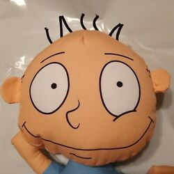 Rugrats Tommy Pickles 11quot; Plush Toy Nickelodeon 2018 Nick 90#x27;s PLUSH Stuffed $12.95