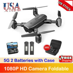 Holy Stone D30 RC Drones 1080p HD Camera Profesional Foldable Quadcopter FPV $64.00
