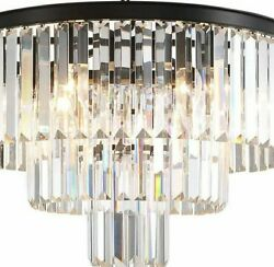 20 PIECES 6quot; REPLACEMENT CHANDELIER BAR CRYSTALS k9 CRYSTAL PRISMS $47.88