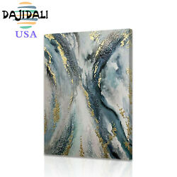 DJDL Textured Abstract Wall Art Canvas Print Painting Poster Picture Home Decor $12.99