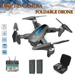 Holy Stone HS240 720P Selfie Foldable RC Drones with HD Camera Selfie Quadcopter $49.00