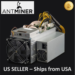 BITMAIN ANTMINER S9k BitCoin Crypto Miner with Power Supply QUIK SHIPPING $699.95