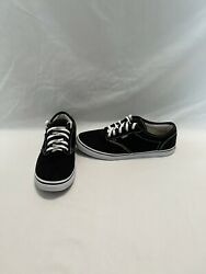 Vans Off The Wall Women's Black white Shoes size 6 $18.00