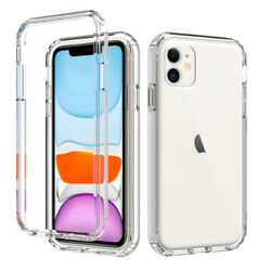 For Apple iPhone For iPhone 11 Pro MAX 6.5 Case Clear Shockproof Crystal Cover $4.49
