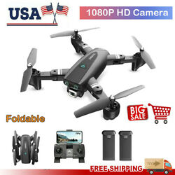 Holy Stone S167 RC Drone with Camera 1080P GPS Foldable RC Quadcopter 2.4G WIFI $79.99