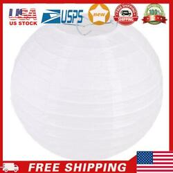 Chinese Paper Lanterns Outdoor Wedding Birthday Party DIY Lamp Light Shell $6.70