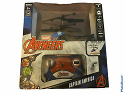 New World Tech Toys Marvel Captain America 2CH IR Helicopter $10.00
