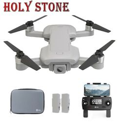 Holy Stone HS510 Foldable FPV Drone 4K HD Wifi Camera GPS Tapfly Quadcopter Case $159.00