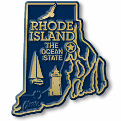 Rhode Island Small State Magnet by Classic Magnets 1.9quot; x 2.2quot; $6.99