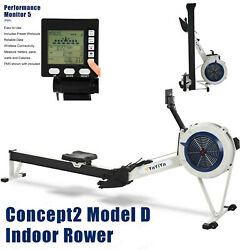 Indoor Rowing Machine w PM5 Performance Monitor 🔥 $599.99