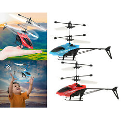 2 Pieces Flying Ball RC Toys Boy Magic Induction Helicopter Outdoor Game $15.75